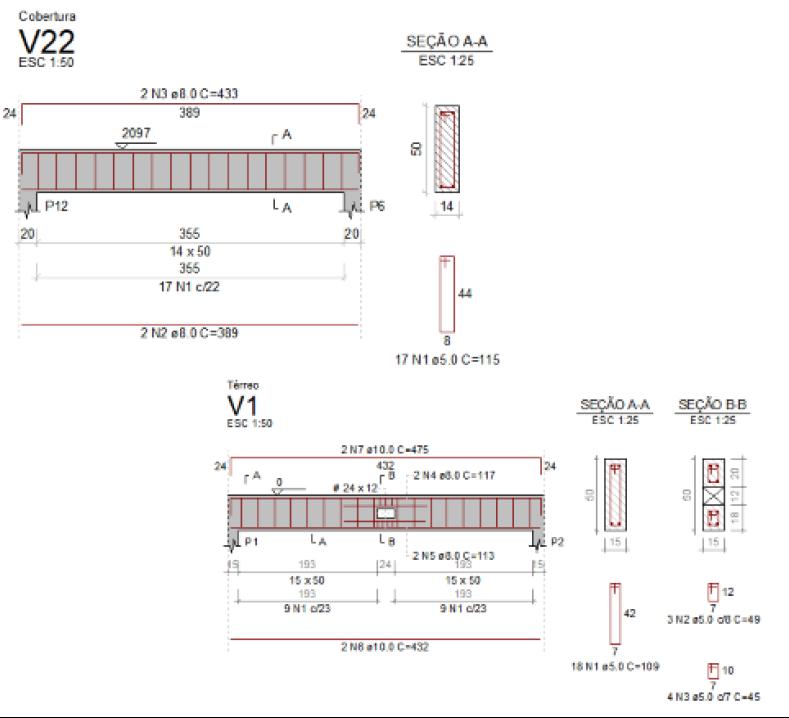 Planos finales de detalle, planos de forma, ubicación y cortes