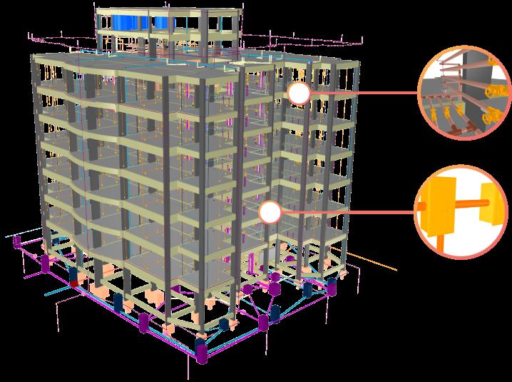 Refinamiento en modelos 3D