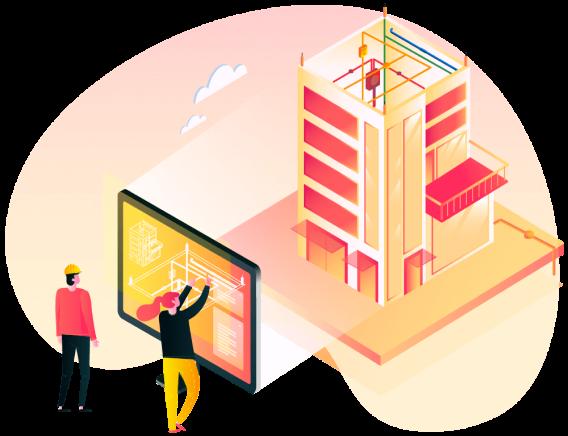 QiBuilder es una plataforma BIM para desarrollar proyectos
