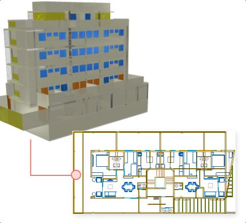 Genere planos de referencia a partir del modelo 3D